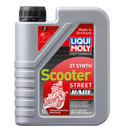LIQUI MOLY 2T SYNTH SCOOTER STREET RACE - 1l