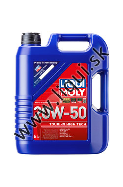 LIQUI MOLY TOURING HIGH TECH 20W-50 - 5l