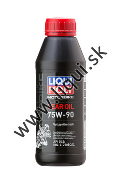 LIQUI MOLY GEAR OIL 75W-90 - 500ml