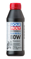 LIQUI MOLY GEAR OIL GL4 80W - 500ml