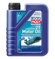 LIQUI MOLY MARINE FULLY SYNTHETIC 2T - 1l