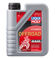 LIQUI MOLY 2T SYNTH OFFROAD RACE - 1l