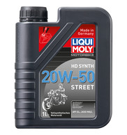 LIQUI MOLY 4T HD SYNTH 20W-50 STREET - 1l