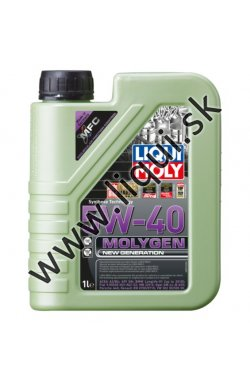 LIQUI MOLY MOLYGEN NEW GENERATION 5W-40 - 1l