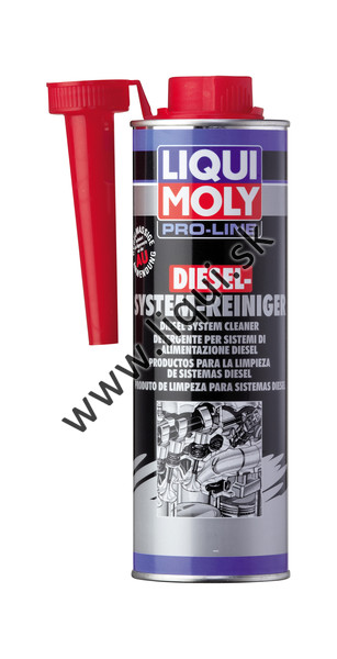liqui moly 5156 isti dieselov ch syst mov pro line 500ml. Black Bedroom Furniture Sets. Home Design Ideas